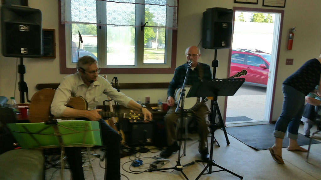 redneck supper musicians