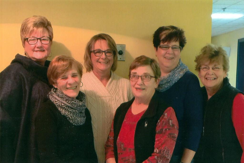 Ladies Auxiliary 2015